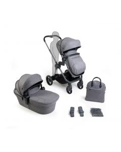 iCandy Lime Lifestyle Pushchair - Charcoal