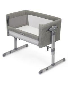 Joie Roomie Glide Crib - Foggy Grey
