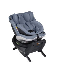 BeSafe iZi Twist B i-Size Car Seat - Cloud Melange