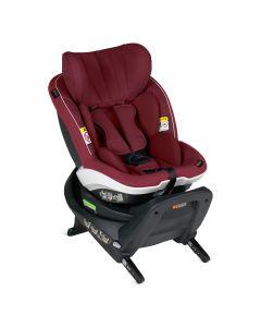 BeSafe iZi Turn i-Size Car Seat - Burgundy Mélange