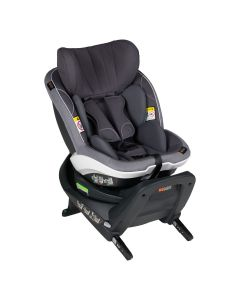 BeSafe iZi Turn i-Size Car Seat - Metallic Mélange