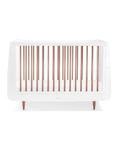 snuzpod cot bed 10 skandi white cot 1