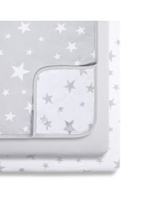 Snüz 3pc Crib Bedding Set - Stars