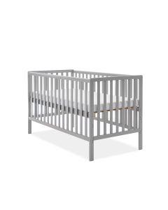 Obaby Bantam Cot Bed - Warm Grey