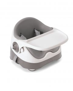 Mamas & Papas Baby Bud Booster Seat - Soft Grey