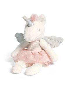 Mamas & Papas Soft Toy - Mini Adventures Unicorn