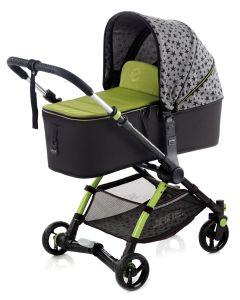Jane Minnum Pushchair + Micro Car Seat + iKoos Sky