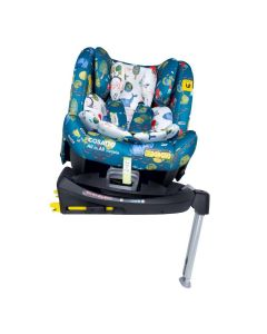 Cosatto Paloma All In All Rotate ISOFIX Car Seat One World