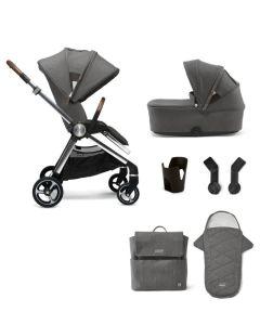Mamas & Papas Strada Pushchair 6 Piece Essentials Kit - Grey Mist