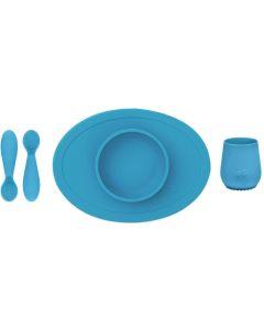 EZPZ Tiny First Food Set - Blue