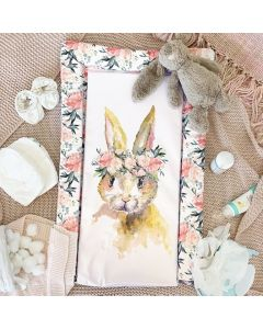 Obaby Changing Mat - Watercolour Rabbit