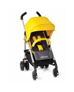 Diono Flexa Stroller - Yellow Sulphur