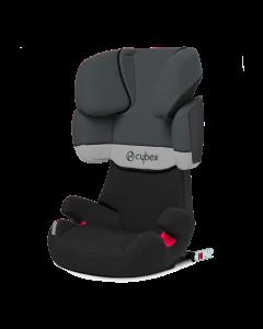 Cybex Solution X-Fix Car Seat - Grey Rabbit