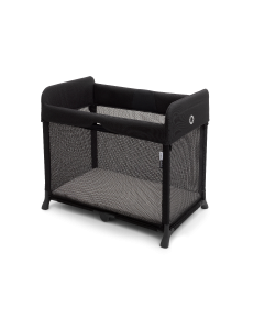 Bugaboo Stardust Travel Cot Black