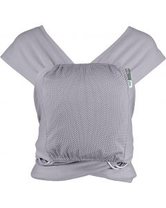 Close Caboo Lite Baby Carrier Greystone
