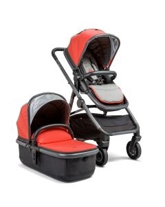 Ark Pushchair & Carrycot Coral