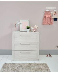 Mamas & Papas Atlas Dresser - Nimbus White