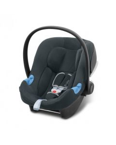 Cybex Aton B i-Size Car Seat - Steel Grey