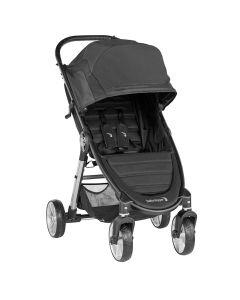 Baby Jogger City Mini2 4 Single Stroller - Jet