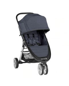 Baby Jogger City Mini2 3 Single Stroller - Carbon