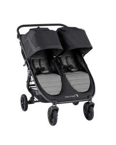 Baby Jogger City Mini GT2 Double Stroller - Slate