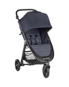 Baby Jogger City Mini GT2 3 Single Stroller - Carbon