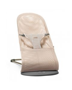 BabyBjorn Bouncer Bliss 3D Mesh - Pearly Pink