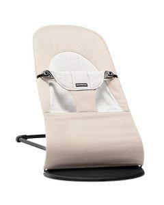 BabyBjorn Bouncer Balance Soft Cotton/Jersey - Beige/Grey