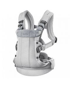 Babybjorn Baby Carrier Harmony 3D Mesh - Silver