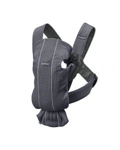 Babybjorn Baby Carrier Mini 3D Mesh - Anthracite