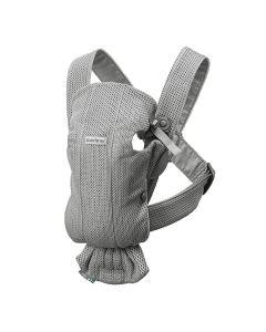 Babybjorn Baby Carrier Mini 3D Mesh - Grey