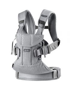 Babybjorn Baby Carrier One Air 3D Mesh - Silver