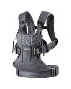 Babybjorn Baby Carrier One Air 3D Mesh - Anthracite