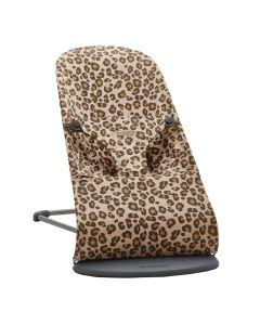 BabyBjorn Bouncer Bliss Cotton - Beige/Leopard