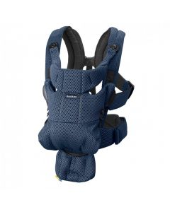 BabyBjorn Baby Carrier Move 3D Mesh - Navy Blue