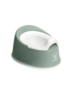 BabyBjorn Smart Potty - Deep Green/White