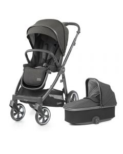 BabyStyle Oyster 3 Stroller and Carrycot - Pepper