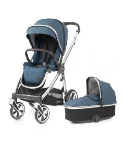 BabyStyle Oyster 3 Stroller and Carrycot - Regatta