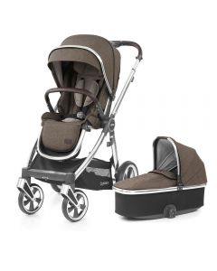 BabyStyle Oyster 3 Stroller and Carrycot - Truffle