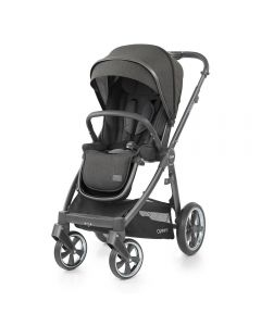 BabyStyle Oyster 3 Stroller City Grey Chassis - Pepper