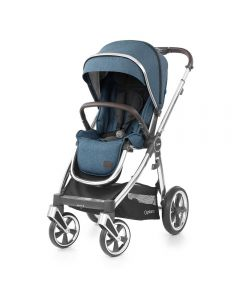 BabyStyle Oyster 3 Stroller Mirror Chassis - Regatta