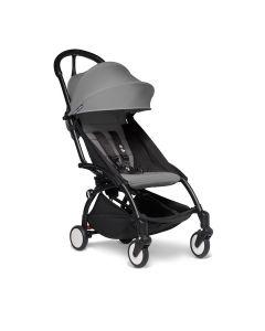 BABYZEN YOYO2 6+ Stroller - Black/Grey