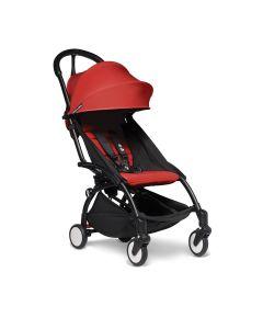 BABYZEN YOYO2 6+ Stroller - Black/Red
