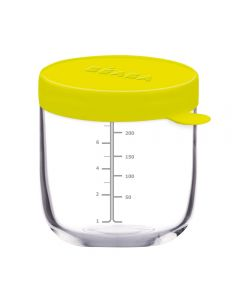 Beaba 250ml Conservation Jar in Superior Jar - Neon