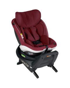 BeSafe iZi Twist i-Size Car Seat - Burgundy Mélange