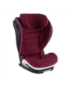 BeSafe iZi Flex FIX i-Size Car Seat - Burgundy Mélange