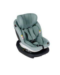 BeSafe iZi Modular X1 i-Size Car Seat - Sea Green Mélange