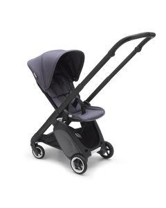 Bugaboo Ant Stroller - Black/Steel Blue
