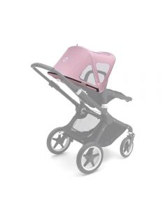 Bugaboo Fox/Cameleon³ Breezy Sun Canopy Soft Pink