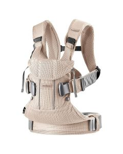 Babybjorn Baby Carrier One Air 3D Mesh - Pearly Pink